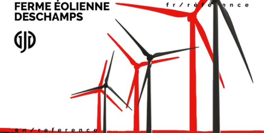 deschamps eolienne